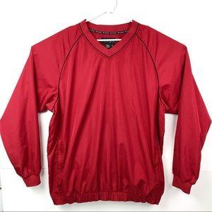 FootJoy Mens Golf Windbreaker Jacket XL Pullover
